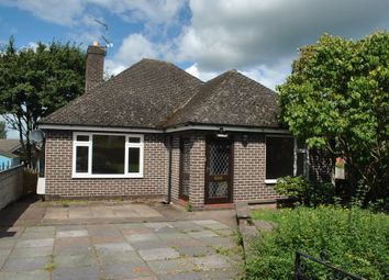 Thumbnail 2 bed detached bungalow to rent in Alkington Road, Whitchurch, Shropshire