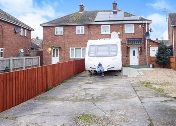 Thumbnail 2 bedroom semi-detached house for sale in Alice Fisher Crescent, King's Lynn