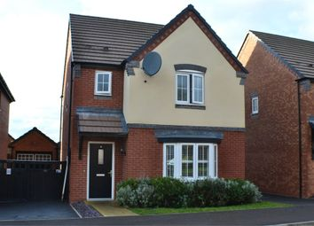 Thumbnail 3 bed detached house for sale in 5 Cardinal Drive, Burbage, Hinckley