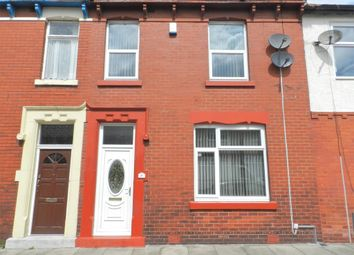 Thumbnail 3 bed terraced house for sale in Raikes Road, Preston