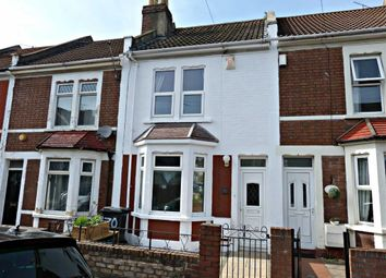 Thumbnail 3 bed terraced house for sale in Highworth Road, St. Annes Park, Bristol