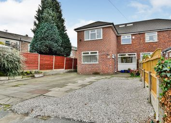 Thumbnail 5 bed semi-detached house for sale in Church Lane, Sale, Greater Manchester