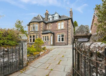 Thumbnail 4 bed flat for sale in Ferntower Road, Crieff