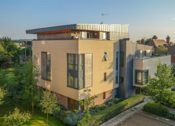 Thumbnail 3 bed flat for sale in Meridian Gardens, Newmarket