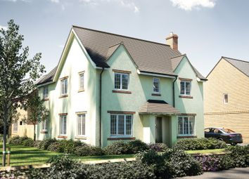 "Thumbnail 4 bed detached house for sale in ""The Osterley"" at Oakley Wood Road, Bishops Tachbrook, Leamington Spa"