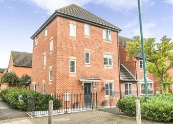Thumbnail 5 bed detached house for sale in Eagle Way, Hampton Vale, Peterborough
