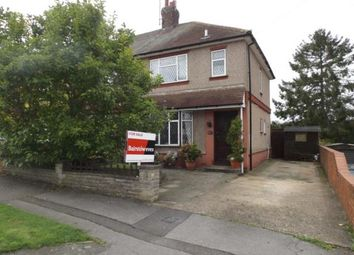 Thumbnail 3 bed semi-detached house for sale in Cranborne Crescent, Potters Bar, Hertfordshire