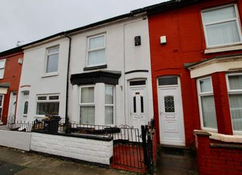 Thumbnail 2 bed terraced house for sale in Kilburn Street, Liverpool