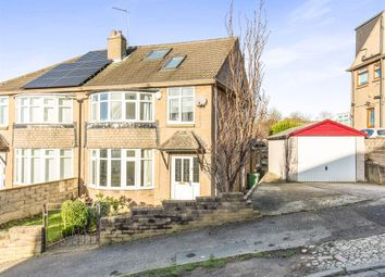 Thumbnail 4 bed semi-detached house for sale in Carr Manor Place, Chapel Allerton, Leeds