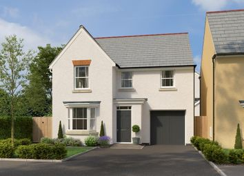 """Thumbnail 4 bedroom detached house for sale in """"Millford"""" at Post Hill, Tiverton"""