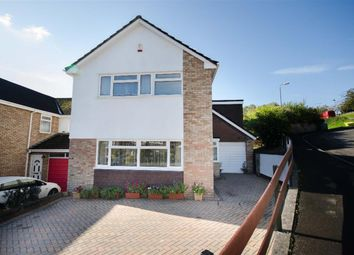 Thumbnail 5 bedroom detached house for sale in Stockwell Close, Downend, Bristol