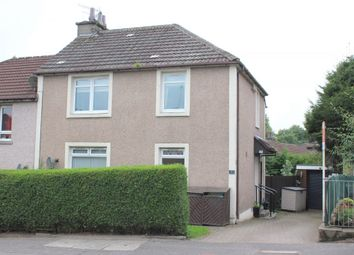 Thumbnail 3 bed semi-detached house for sale in Howe Road, Kilsyth, Glasgow
