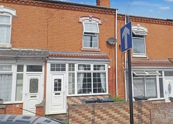 Thumbnail 2 bed terraced house for sale in Nansen Road, Sparkhill, Birmingham, West Midlands
