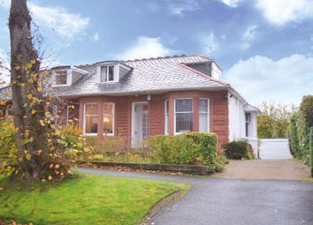Thumbnail Semi-detached bungalow for sale in Briar Road, Newlands, Glasgow