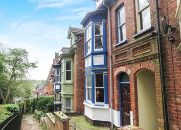 Thumbnail 4 bed terraced house for sale in Monks Leys Terrace, Lincoln