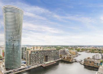 Thumbnail 1 bedroom flat for sale in Baltimore Tower, Canary Wharf