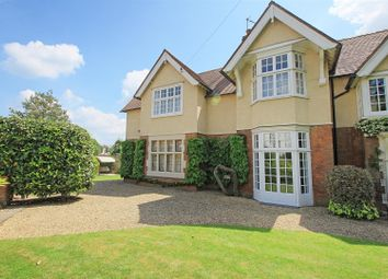 Thumbnail 4 bed end terrace house for sale in The Bourne, Ware