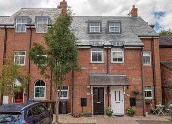 Thumbnail 3 bed town house for sale in Barngate Street, Leek