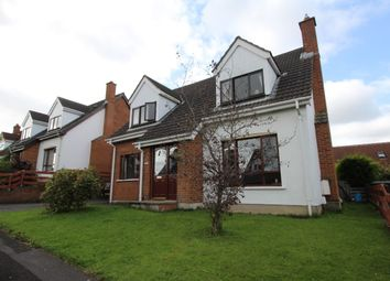 Thumbnail 4 bed detached house for sale in Ashbury Avenue, Bangor