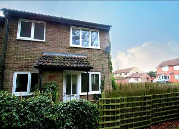 Thumbnail 1 bed end terrace house to rent in Cobbold Road, Woodbridge