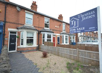 Thumbnail 3 bedroom town house for sale in Clifton Road, Ruddington, Nottingham