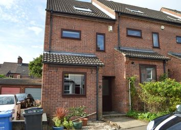 Thumbnail 4 bed town house to rent in Florence Road, Norwich