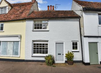 Thumbnail 2 bed terraced house for sale in Bridge Street, Bures