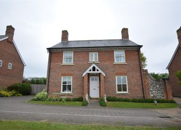 Thumbnail 4 bed detached house for sale in Trowse, Norwich