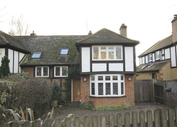 Thumbnail 4 bed semi-detached house for sale in Piggottshill Lane, Harpenden, Herts
