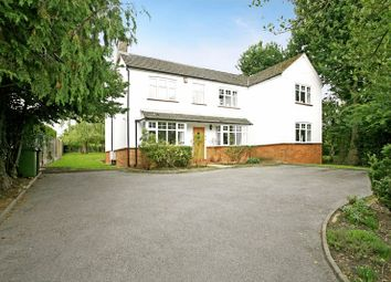 Thumbnail 5 bed detached house for sale in Broadway Road, Windlesham