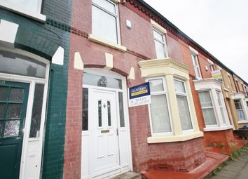 Thumbnail 5 bed terraced house to rent in Ancaster Road, Liverpool