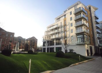 Thumbnail 1 bed flat to rent in Aegean Court, Caspian Wharf, 20 Seven Sea Gardens, London