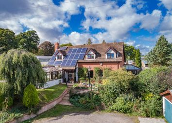 Thumbnail 4 bed detached house for sale in Bow, Crediton