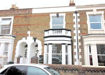 Thumbnail 4 bed terraced house for sale in Britannia Road, Southsea