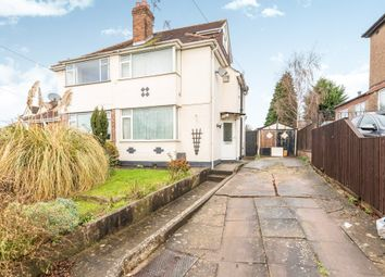Thumbnail 3 bed semi-detached house for sale in Field Road, Worcester