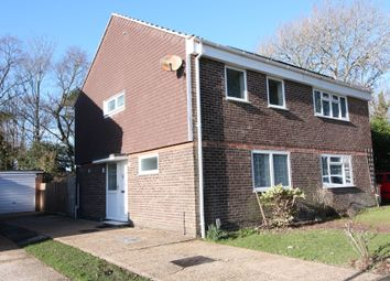 Thumbnail 3 bed semi-detached house to rent in Lynton Gardens, Fareham