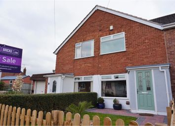 Thumbnail 2 bed terraced house for sale in Portmans Way, Bridgnorth