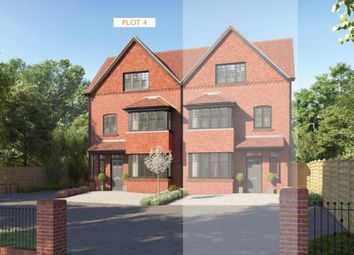 Thumbnail 4 bed property for sale in Oak Hill Grove, Oak Hill Villas, Surrey