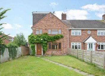 Thumbnail 3 bed semi-detached house for sale in Newport Road, Eccleshall, Staffordshire