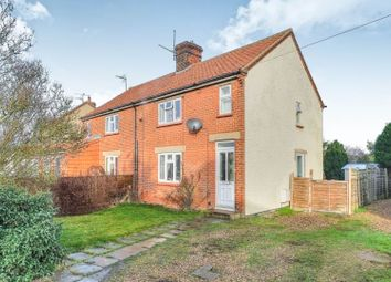 Thumbnail 3 bed semi-detached house for sale in Fuller Road, North Walsham