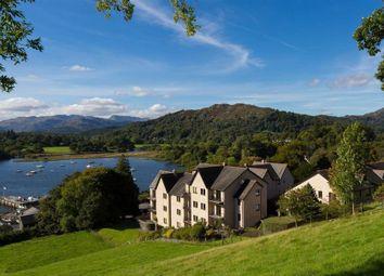 Thumbnail 3 bed flat for sale in 3 Romney Grange, Waterhead, Ambleside