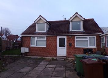 Thumbnail 1 bed bungalow to rent in Daylesford Road, Solihull