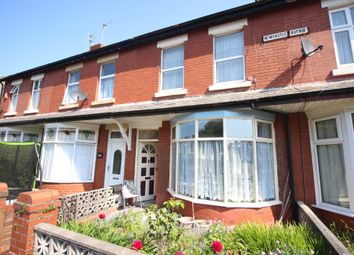 Thumbnail 2 bed terraced house for sale in Newcastle Avenue, Stanley Park, Blackpool, Lancashire