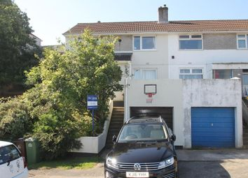 Thumbnail 4 bed semi-detached house for sale in Petersfield Close, Plymouth