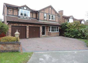 5 bed detached house for sale in Walnut Close, Wilmslow SK9
