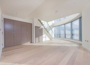 Thumbnail 3 bed flat to rent in Charrington Tower, New Providence Wharf, 11 Biscayne Avenue, Canary Wharf