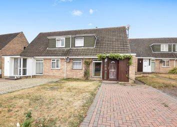 Thumbnail 4 bed semi-detached house for sale in Kipling Close, Thatcham