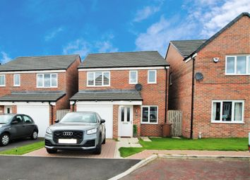 Thumbnail 3 bed detached house for sale in Teal Close, Hetton-Le-Hole, Houghton Le Spring