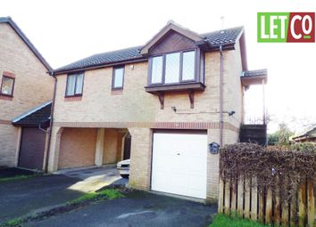 Thumbnail 1 bedroom detached house to rent in Lambourne Drive, Locks Heath, Southampton