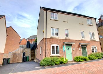 Thumbnail 4 bed town house for sale in Cowburn Lane, Nuneaton